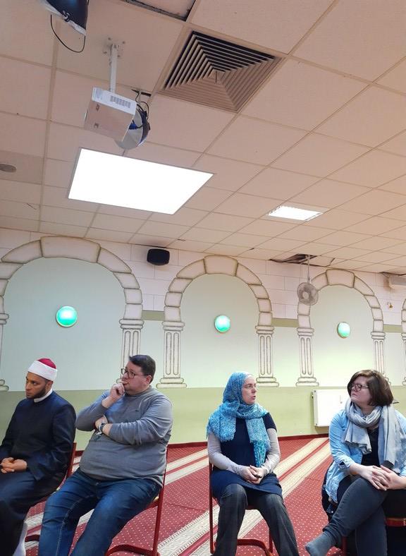 In der Seituna-Moschee