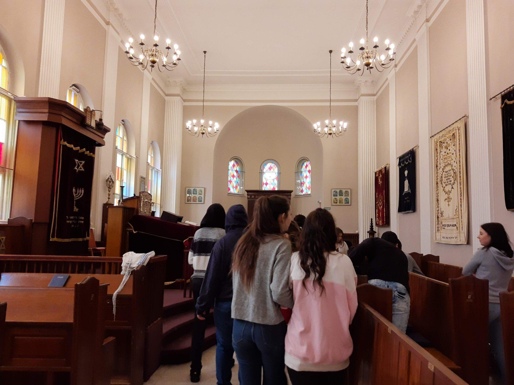 Synagoge Fraenklufer
