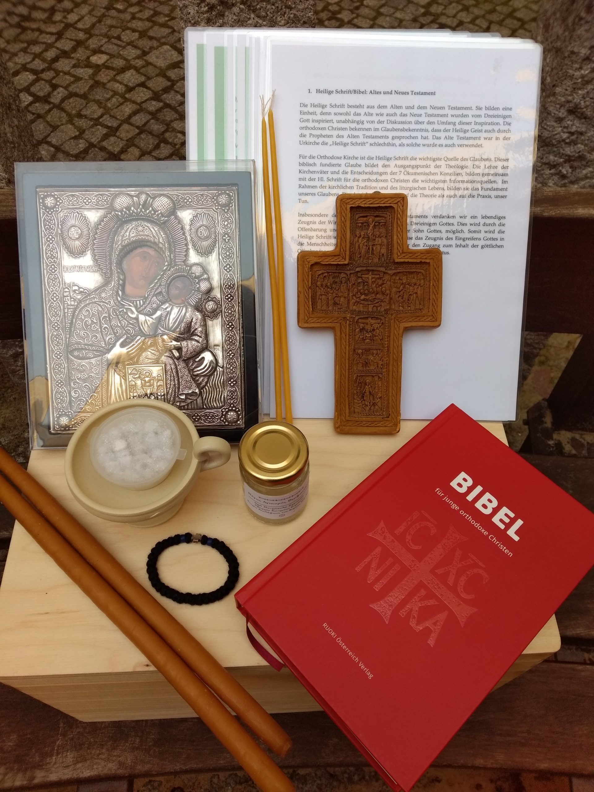 Read more about the article Schatzkiste orthodoxes Christentum