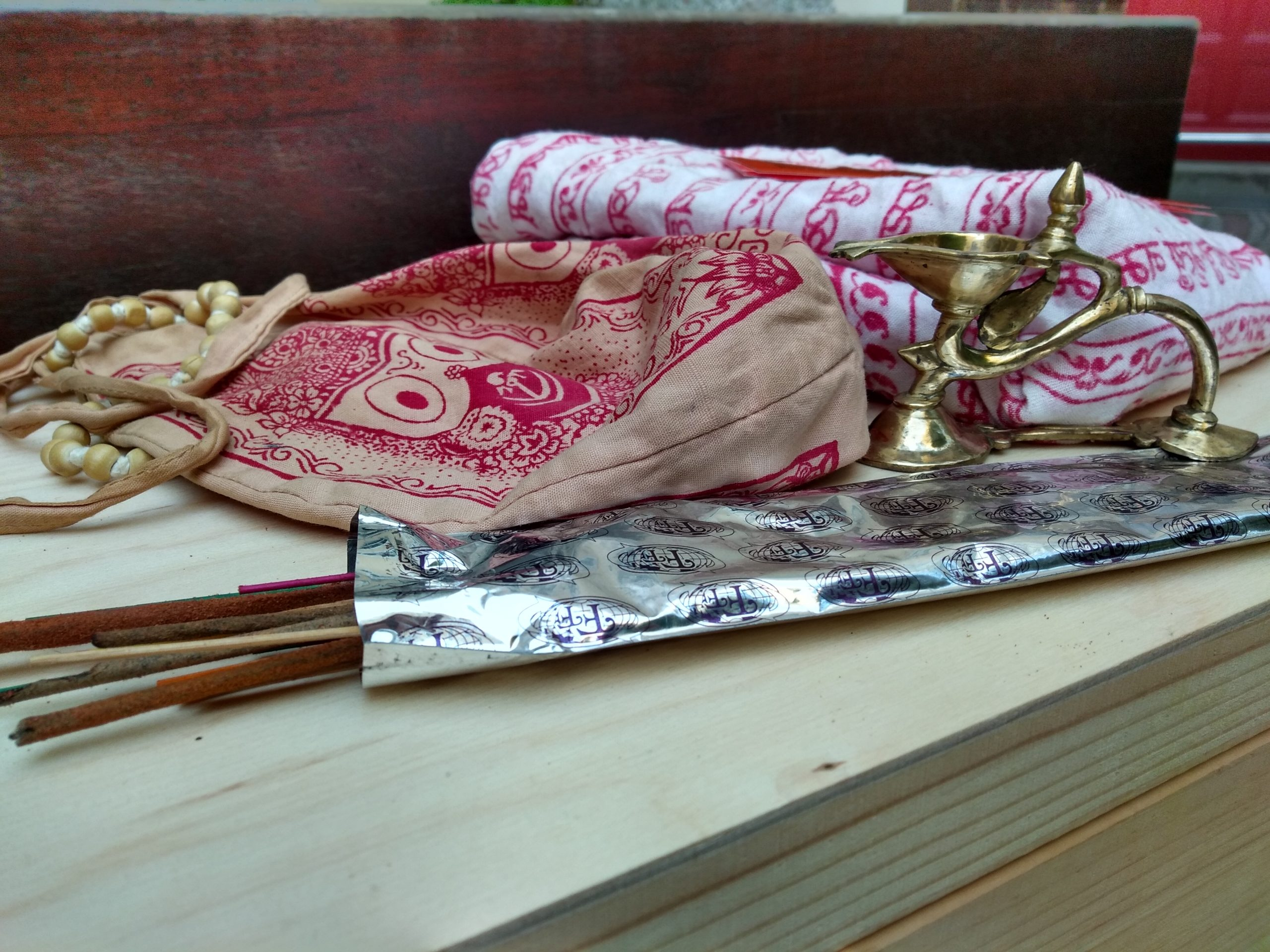 Read more about the article Schatzkiste Hinduismus