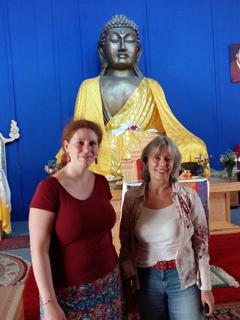 Projektwoche Religion: Zu Besuch in Moschee, Kirche und buddhistischem Zentrum