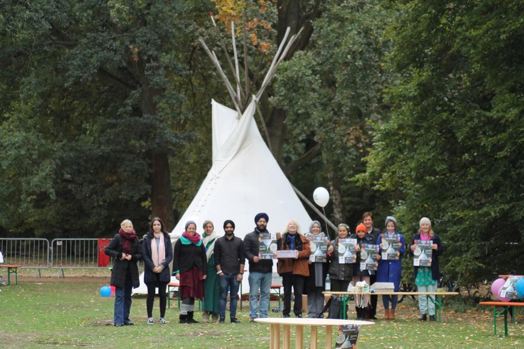 Read more about the article Nur mit euch! Tag der Deutschen Einheit